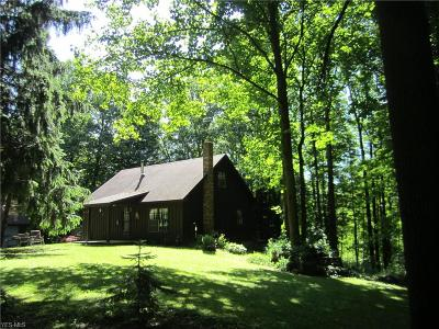 Huron County Single Family Home For Sale: 5394 Butler Road
