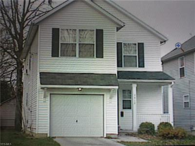 Lorain Single Family Home Active Under Contract: 3412 Albany Avenue