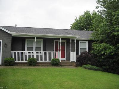 Twinsburg Single Family Home Active Under Contract: 2357 Sandalwood Court
