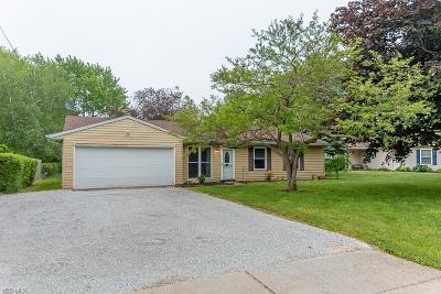 Madison Single Family Home For Sale: 170 E Parkway Drive