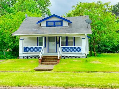Lorain Single Family Home Active Under Contract: 619 W 23rd Street