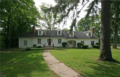 Elyria Single Family Home For Sale: 41744 Butternut Ridge Road