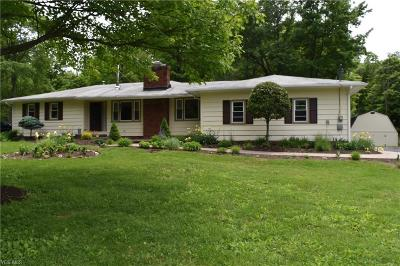 Chardon Single Family Home Active Under Contract: 13215 Aldenshire Drive