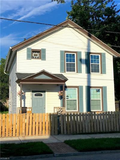 Cleveland Multi Family Home For Sale: 2015-2017 W 47th Street