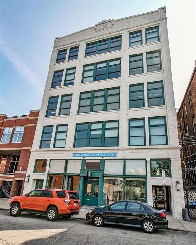 Cleveland Condo/Townhouse For Sale: 1951 W 26th Street #402