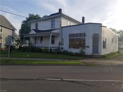 Elyria Multi Family Home For Sale: 830 Lake Avenue