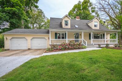 Madison Single Family Home Active Under Contract: 3165 Genung Street