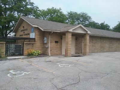 Cleveland Single Family Home For Sale: 3135 E 116 Street