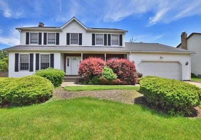 Highland Heights Single Family Home For Sale: 489 Longspur Road