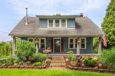 Single Family Home Active Under Contract: 3706 Center Road