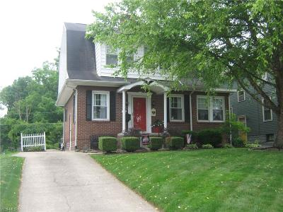 Zanesville Single Family Home Active Under Contract: 1938 Norwood Boulevard