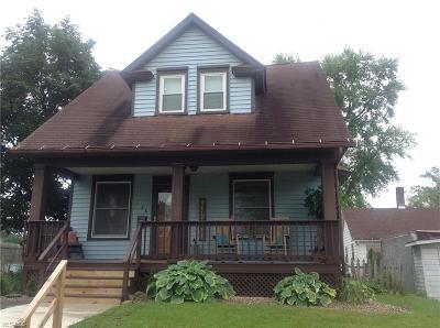 Single Family Home For Sale: 126 E Michigan Avenue
