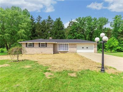 Single Family Home For Sale: 11809 Sioux Avenue