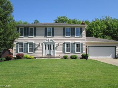 North Royalton Single Family Home Active Under Contract: 9800 Applewood Drive