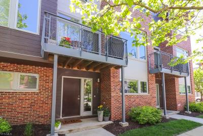 Cleveland Condo/Townhouse For Sale: 1261 W 75th Street