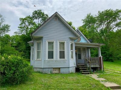 Muskingum County Single Family Home For Sale: 840 Prospect Avenue