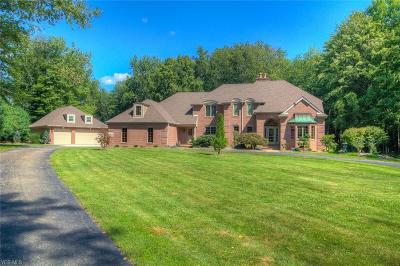 Poland Single Family Home Active Under Contract: 3470 Candywoods Drive