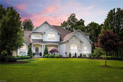 Concord Single Family Home For Sale: 6600 Deer Haven Drive