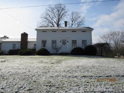 Single Family Home For Sale: 7515 N Palmyra Road