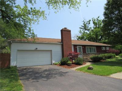Painesville Single Family Home For Sale: 901 Marshall Drive