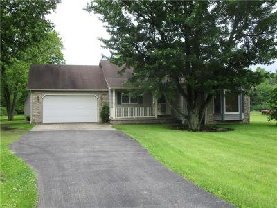 Columbia Station Single Family Home Active Under Contract: 9640 Root Road