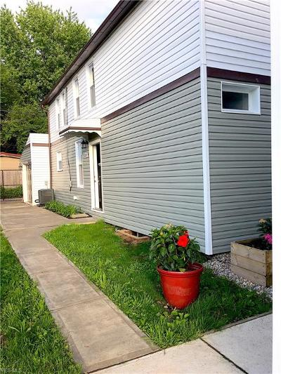 Cleveland Single Family Home Active Under Contract: 2017 W 47th Street