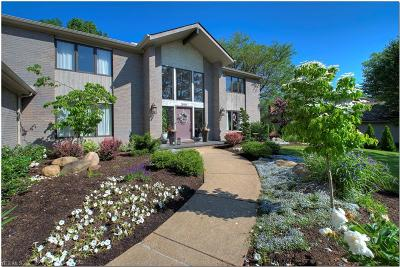 Beachwood Single Family Home Active Under Contract: 25901 Annesley Road