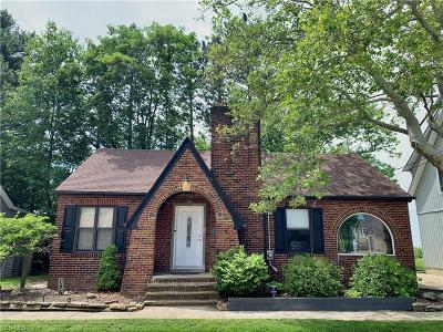 Willowick Single Family Home Active Under Contract: 156 E 316th Street