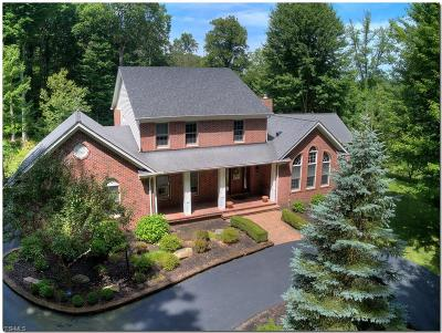 Lake County Single Family Home For Sale: 8825 Sanctuary Drive