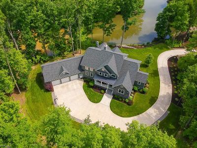 Single Family Home For Sale: 4221 Mallard Bay