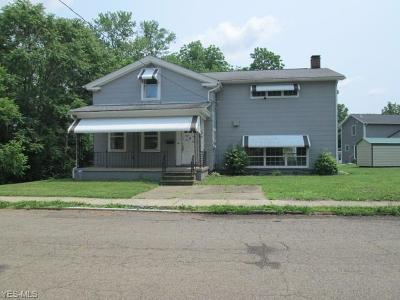 Massillon Single Family Home For Sale: 326 8th Street