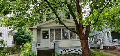 Cleveland Single Family Home Active Under Contract: 4605 Brooklyn Avenue