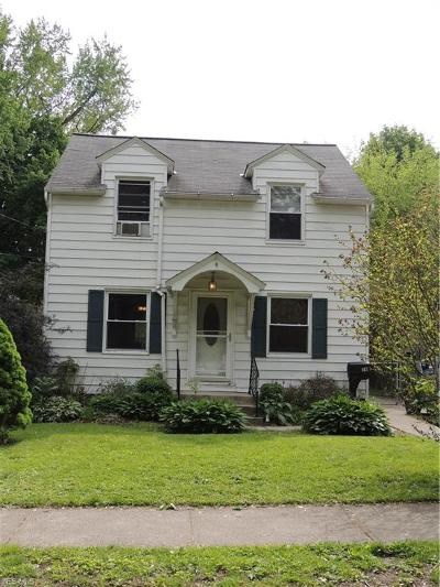 Painesville Single Family Home For Sale: 50 Nelson Street