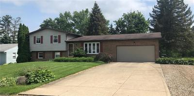 Massillon Single Family Home Active Under Contract: 2213 Claremont Avenue