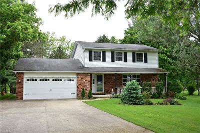 Wellington Single Family Home For Sale: 20330 Foster Road