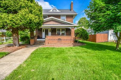 Massillon Single Family Home For Sale: 816 17th Street