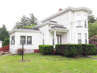 Andover Single Family Home For Sale: 265 S Main Street