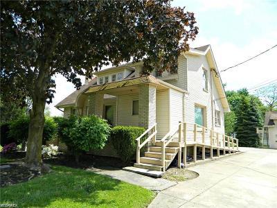 Warren Multi Family Home For Sale: 1938 E Market Street