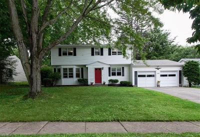 Kent Single Family Home Active Under Contract: 500 Harvey Street