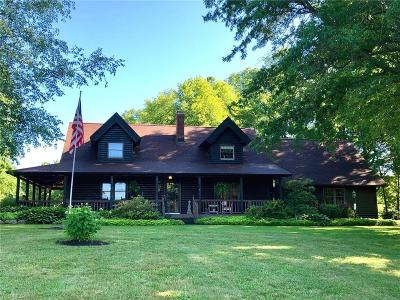 Ravenna Single Family Home Active Under Contract: 2551 Tallmadge Road