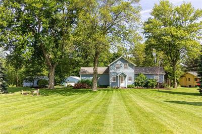 Lorain Single Family Home For Sale: 44000 Middle Ridge Road