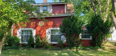Single Family Home For Sale: 1609 Canterbury Road