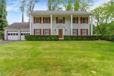 Warren Single Family Home For Sale: 8528 Carriage Hill