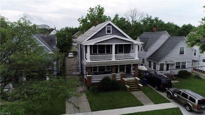 Cleveland Multi Family Home For Sale: 4219 Bucyrus Avenue