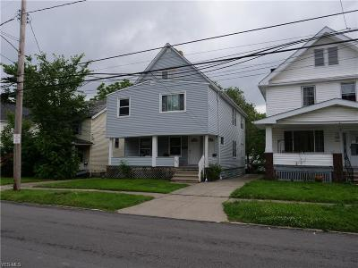 Cleveland Multi Family Home For Sale: 4010 Gifford Avenue