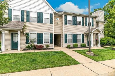Westlake Condo/Townhouse Active Under Contract: 28360 Center Ridge Road #214