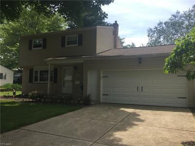 Single Family Home For Sale: 4892 Delevan Drive