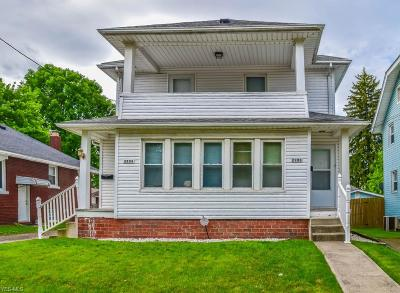 Canton Multi Family Home For Sale: 2904 11th Street