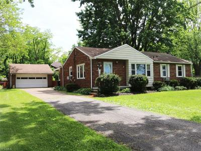 Painesville Township Single Family Home For Sale: 83 Tuckmere Drive