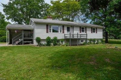Ravenna Single Family Home For Sale: 7557 State Route 44